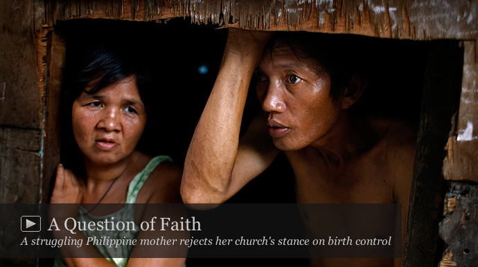 A Question of Faith video